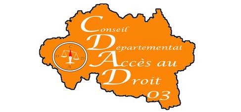 Conseil départemental accès au droit 03